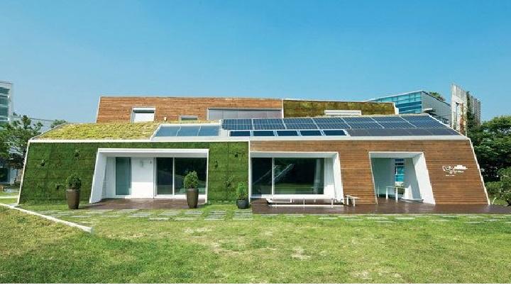 casas pasivas, eficiencia energetica en edificaciones