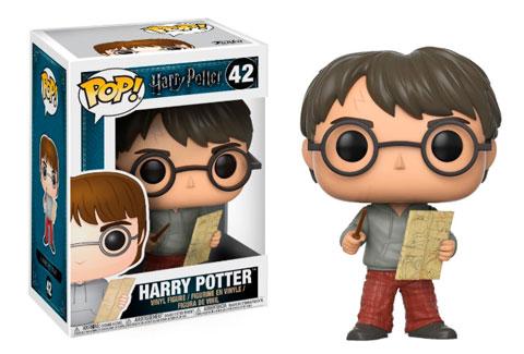 El Funko de Harry Potter alumno de la escuela de Howarts