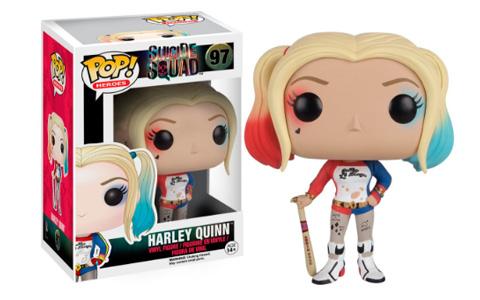 El Funko de Harley Quinn una de los personajes más conocidos de Escuadrón Suicida