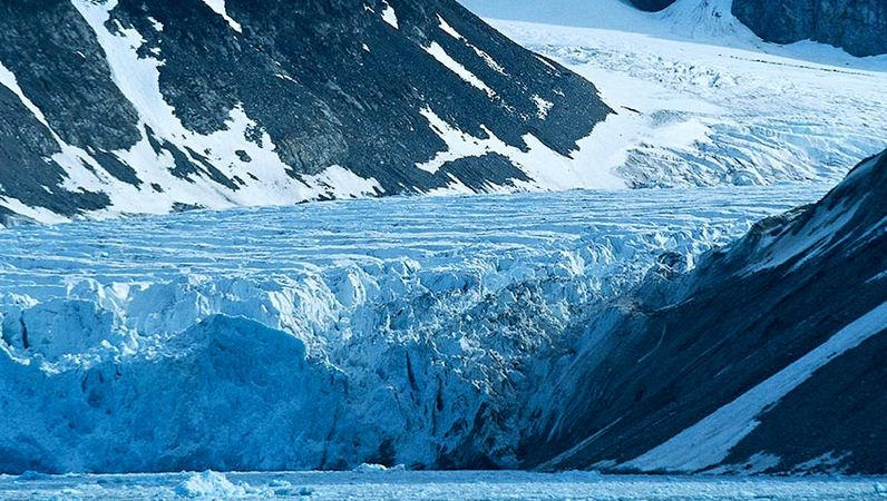 Islas Svalbard (Noruega), cercano al polo