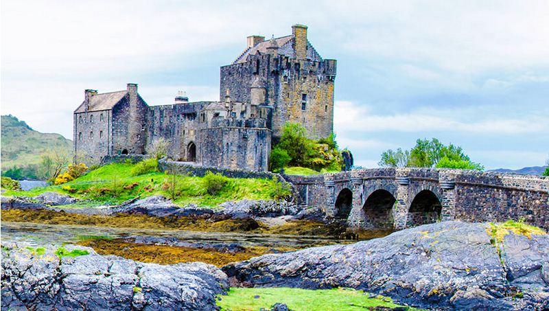Las Highlands escocesas, olvida el calor