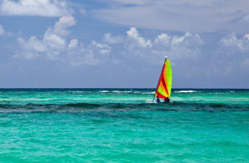 Veleros y más en Punta Cana