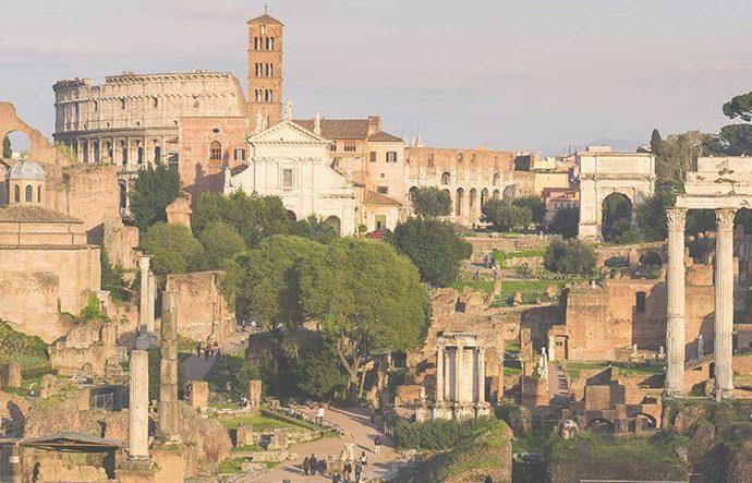 Visita Roma sin gastar ni medio