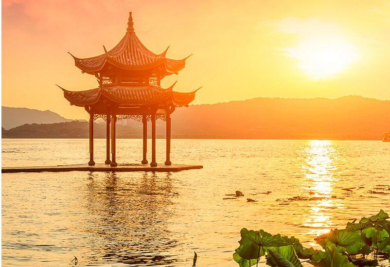 """El """"paraíso terrenal"""" en Hangzhou"""