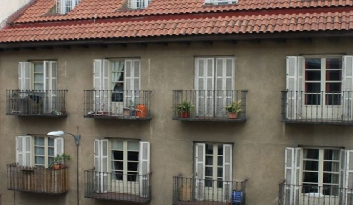 La rehabilitación energética mejora el consumo en edificios