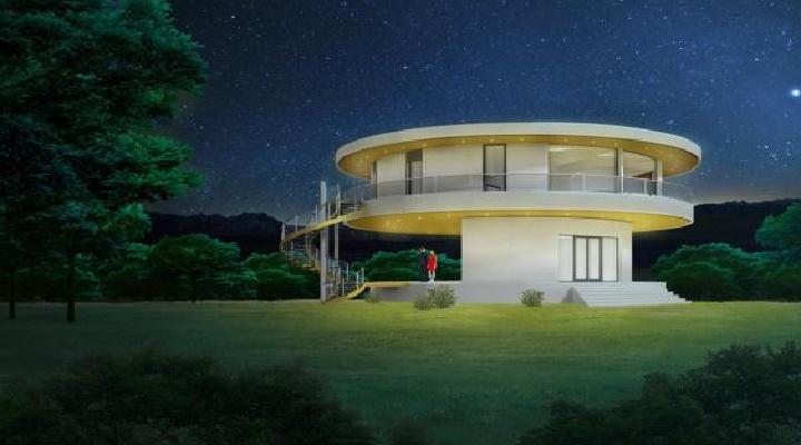 ¿ y como es la sun house 360° ?
