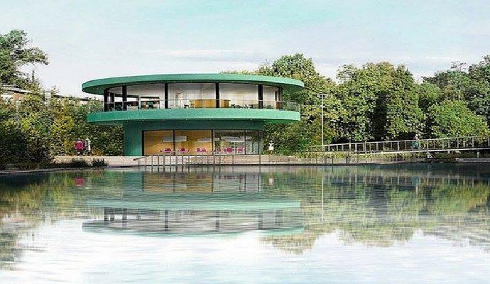 Casa giratoria Sun House 360°, inteligencia y ahorro energético