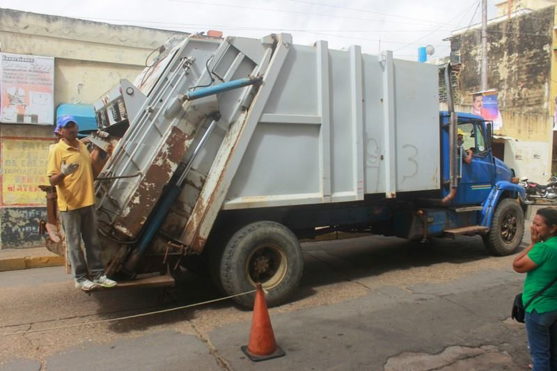Con los 23 millardos aprobados para Servicios Públicos solo se ha reparado una compactadora.