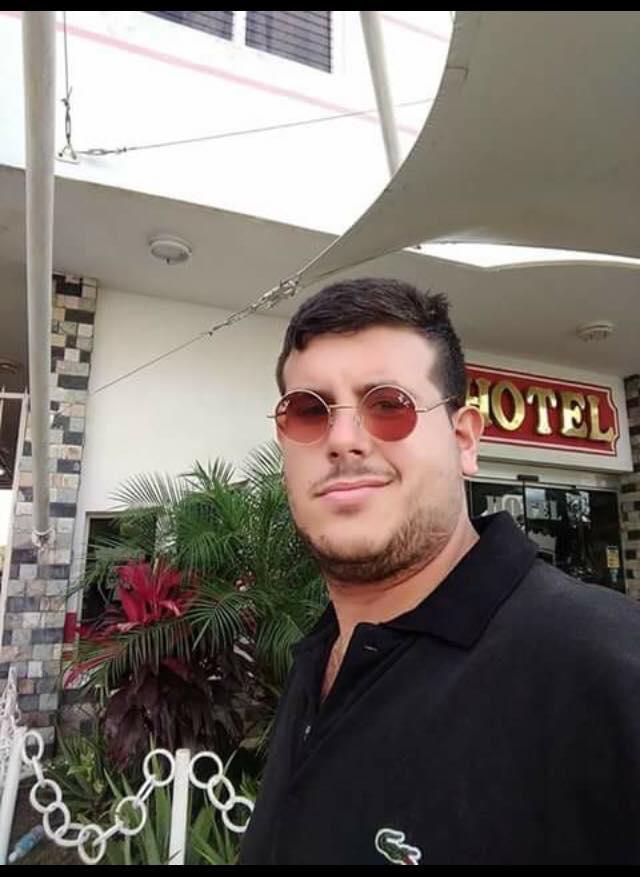 Carlos Eduardo Vargas. 26 años. Puso fin a su vida dentro de un hotel de La Pascua