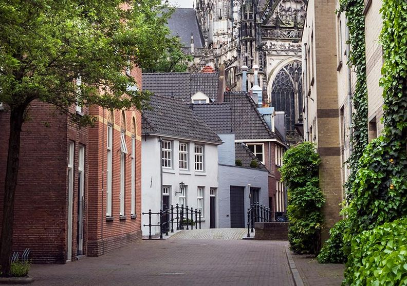Den Bosch ciudad holandesa