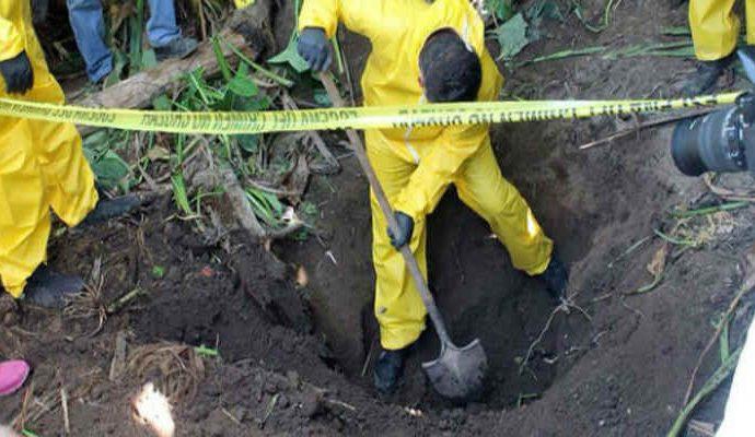 Fue localizada una fosa clandestina de 300 metros cuadrados en el estado mexicano de Veracruz