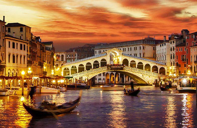 La Bella Venecia.