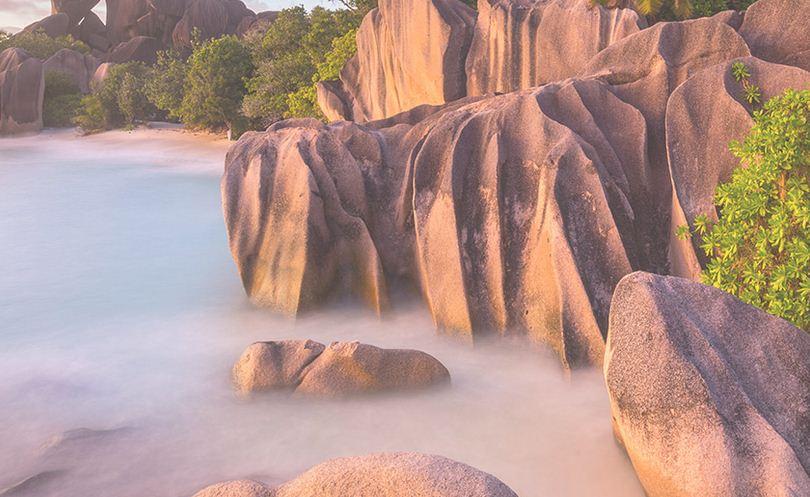 La Digue y sus playas maravillosas