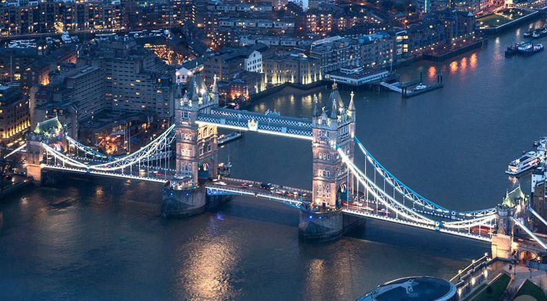 Londres y sus noches sin fin