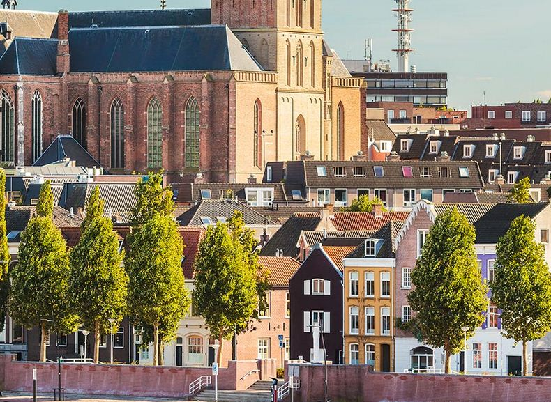 Nimega ciudad holandesa