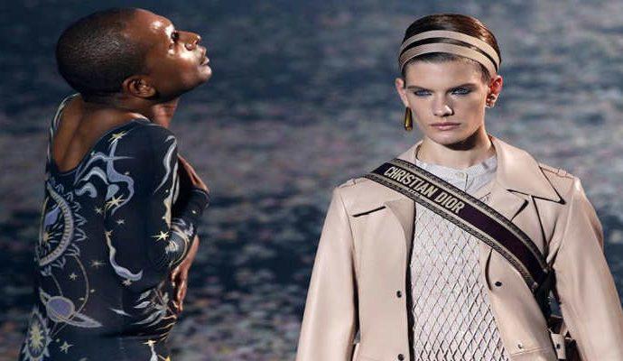 Para la casa de moda parisina Dior la belleza femenina es importante