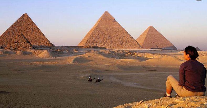 Piramide de Gisehz