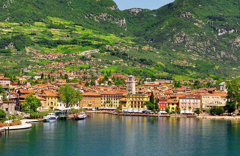 Riva del Garda, la historia y la cultura