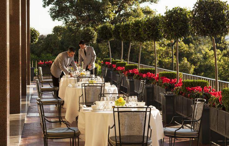 Servicio de primera en Hotel Ritz, Four Seasons