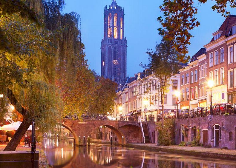Utrech, ciudad holandesa