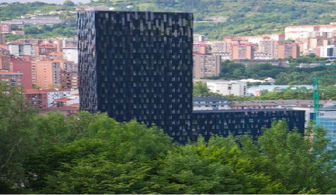 Edificios inteligentes en el mundo, aquí tenemos varios