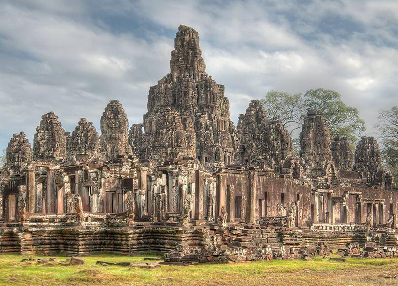 Angkor, ciudad de templos sagrados