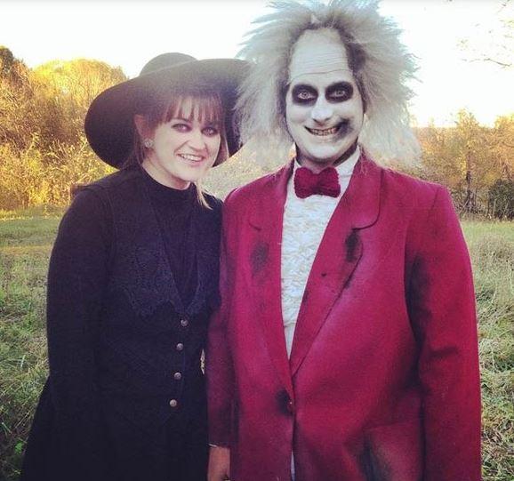 Halloween en pareja