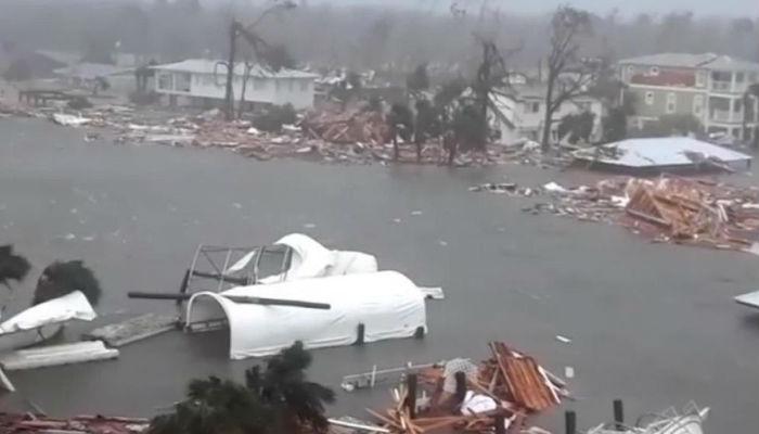 Dos personas resultaron muertas durante el paso de la tormenta