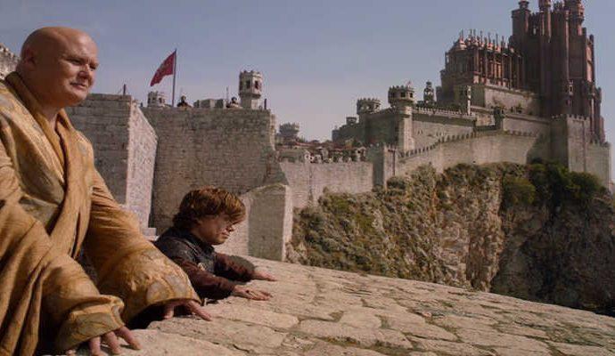 HBO tiene planes de mantener las decoraciones de Invernalia o el Castillo Negro