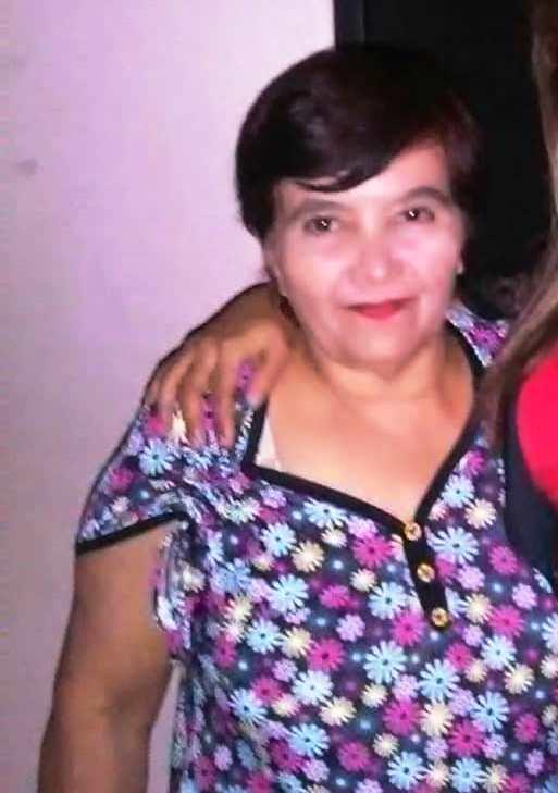 La señora Consuelo Ochoa se encuentra desaparecida desde la tarde de esta jueves.