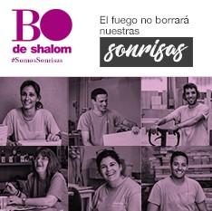Incendio BO de Shalom