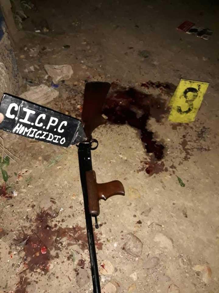 Arma de fuego utilizada por el sujeto para enfrentar la comisión.