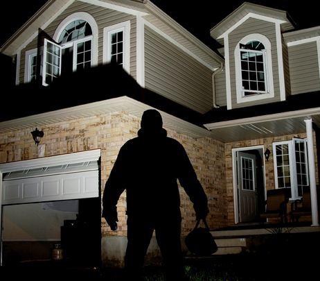 Efectos disuasorios de seguridad para tu hogar.