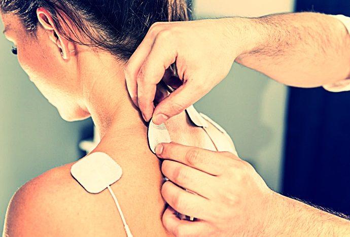 Electroestimulación bajo terapia