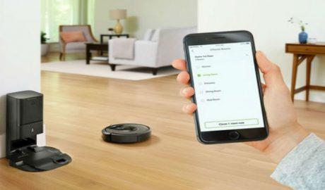 Google e iRobot dieron a conocer que se encuentran trabajando en un proyecto para integrar los dispositivos inteligentes de las casas