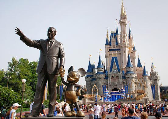 Mickey y su creador