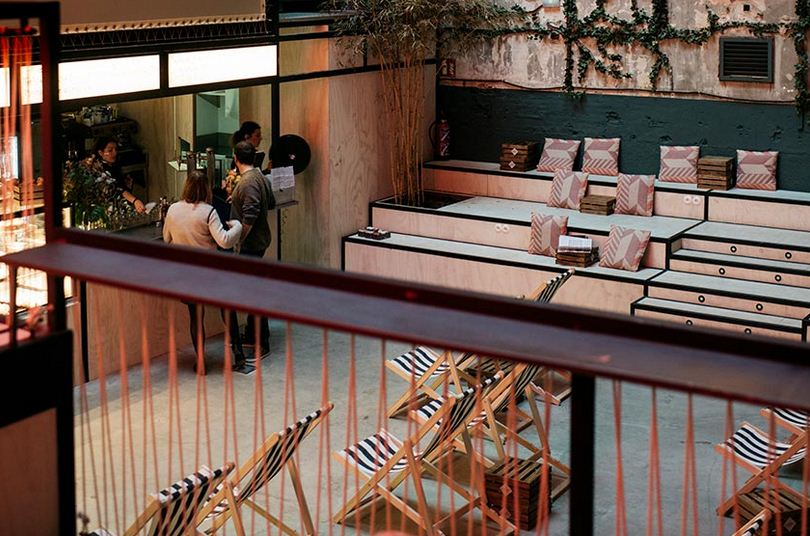 Sala Equis - cafes en Lavapies