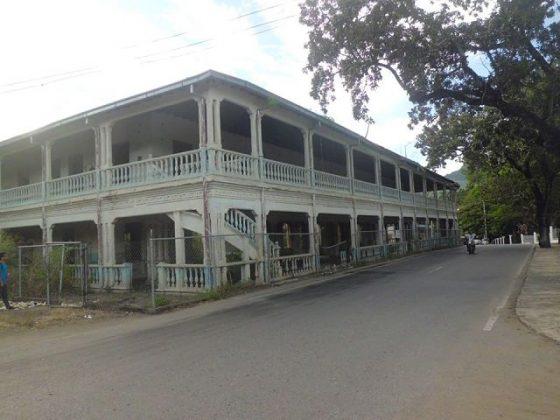 Hotel Termal quedo en el olvido. Foto: El Tubazo Digital