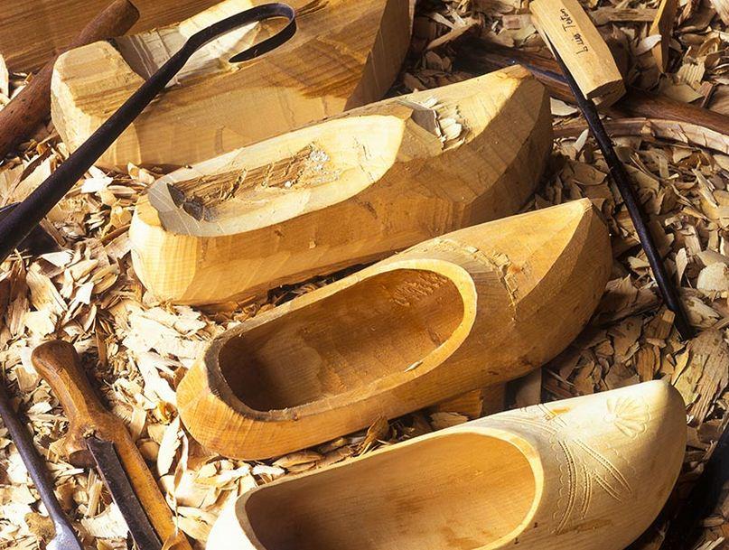 Museo de madera de Caso