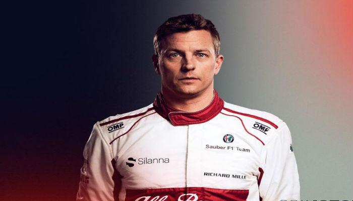 Este fin de semana será la última carrera deKimi Raikkonen como piloto de Ferrari
