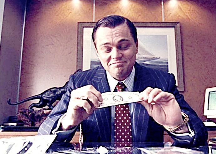 Leonardo Di Caprio en escándalo