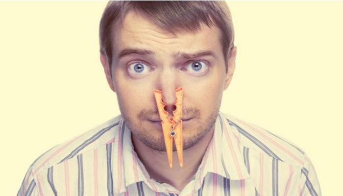 Los especialistas dijeron que el reducir la capacidad de olfato para las comidas no es del todo bueno para el cuerpo