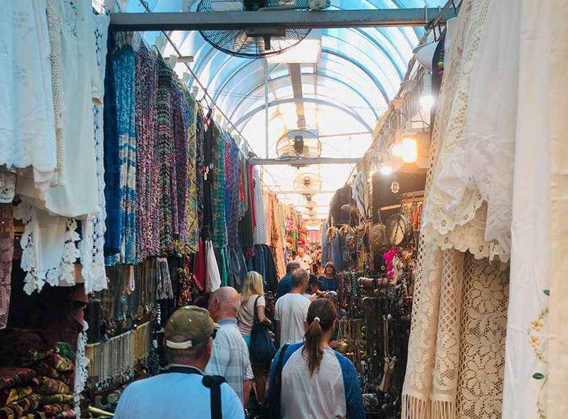Mercado de objetos