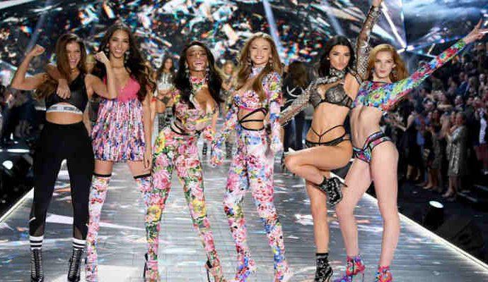 El desfile de las angelitos de Victoria's Secret salió a la luz y no dejó nada a la imaginación
