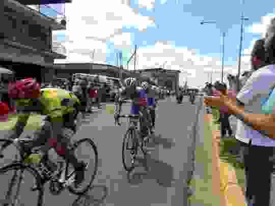 En pico e zamuro el Clásico de Ciclismo y otros atracciones deportivas en la LI Feria de la Candelaria
