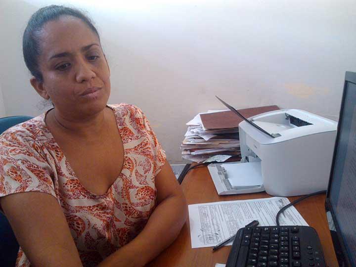 Lesbia de Arocha, directora de Hacienda Municipal, anuncia descuento por pronto pago