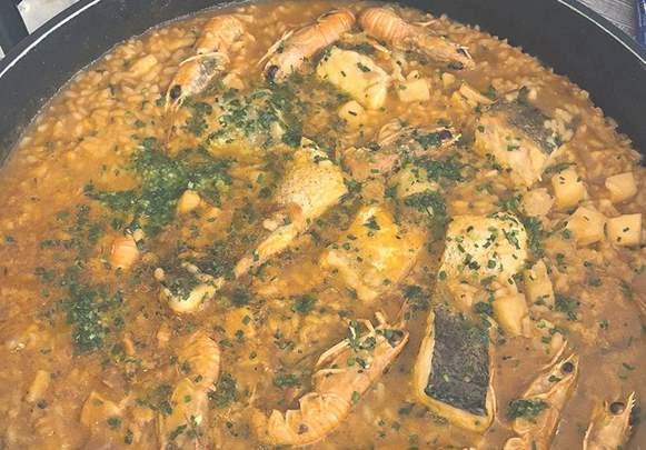 Pescados y mariscos en su majestuosa cultura culinaria