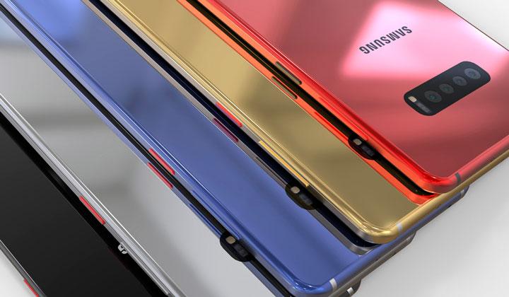 Camaras modelos Galaxy S10