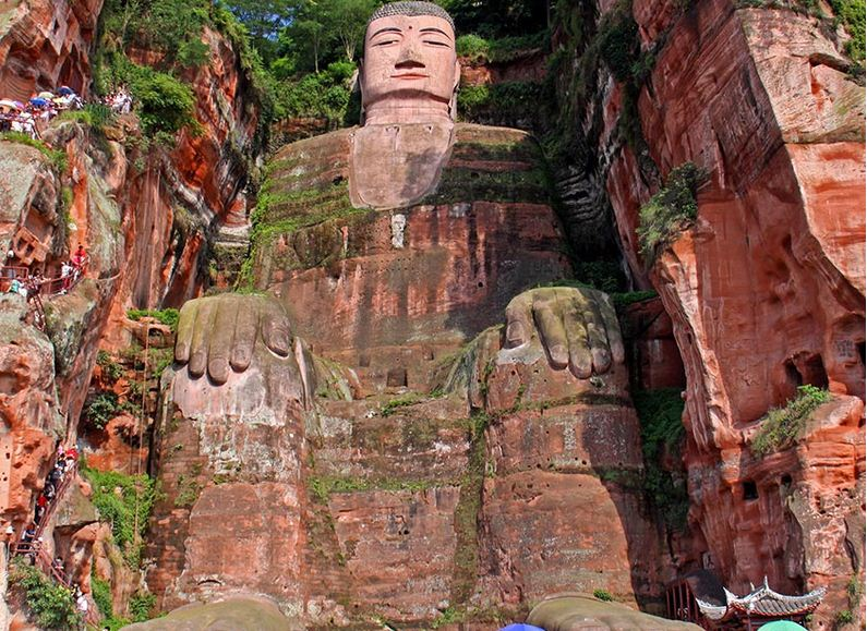 El Buda Gigante de Leshan