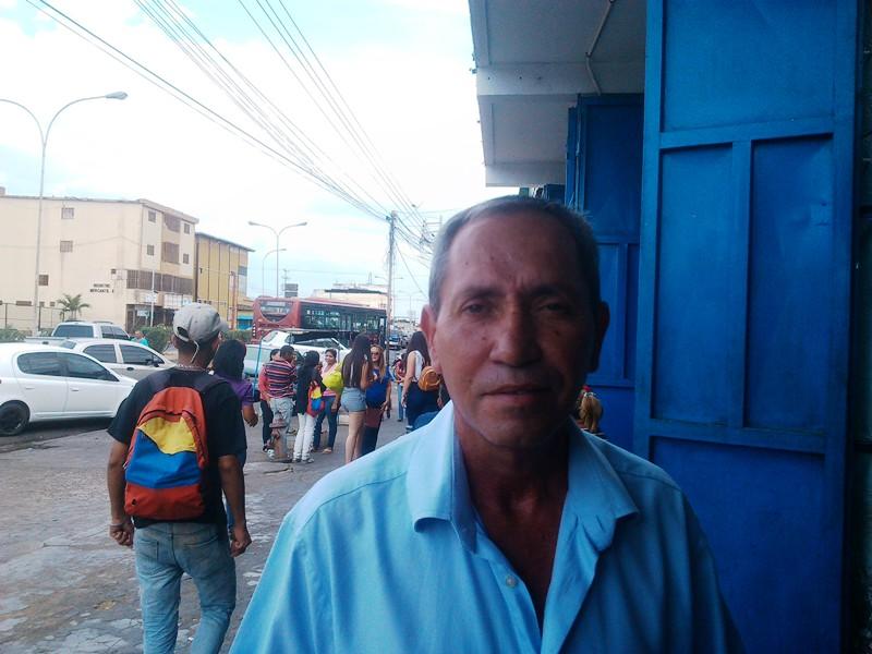 Adriano Catanho, aseverò que el apagòn nacional signifcò perdida parcial o total para muchos comercios (2)